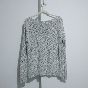Theory fluffy knit sweater Size S Petite